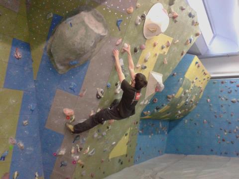 PlasticRock - Palestra d'arrampicata